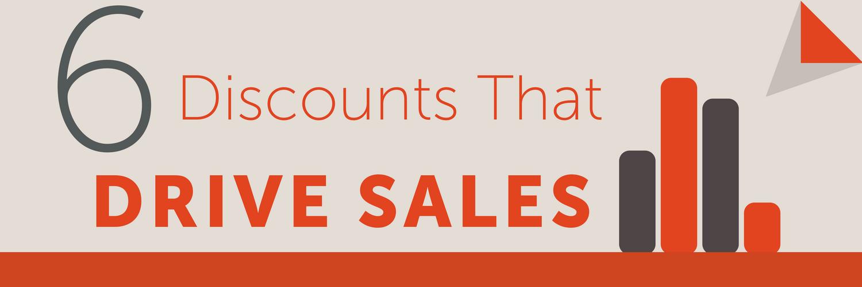 6 Discounts that Drive Sales