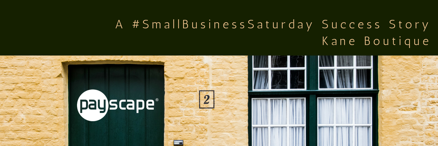 A Small Business Saturday Success Story: Kane Boutique