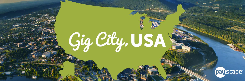 Chattanooga: The Gig City