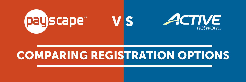 Payscape Registration vs. Active Network: Compare Registration Options