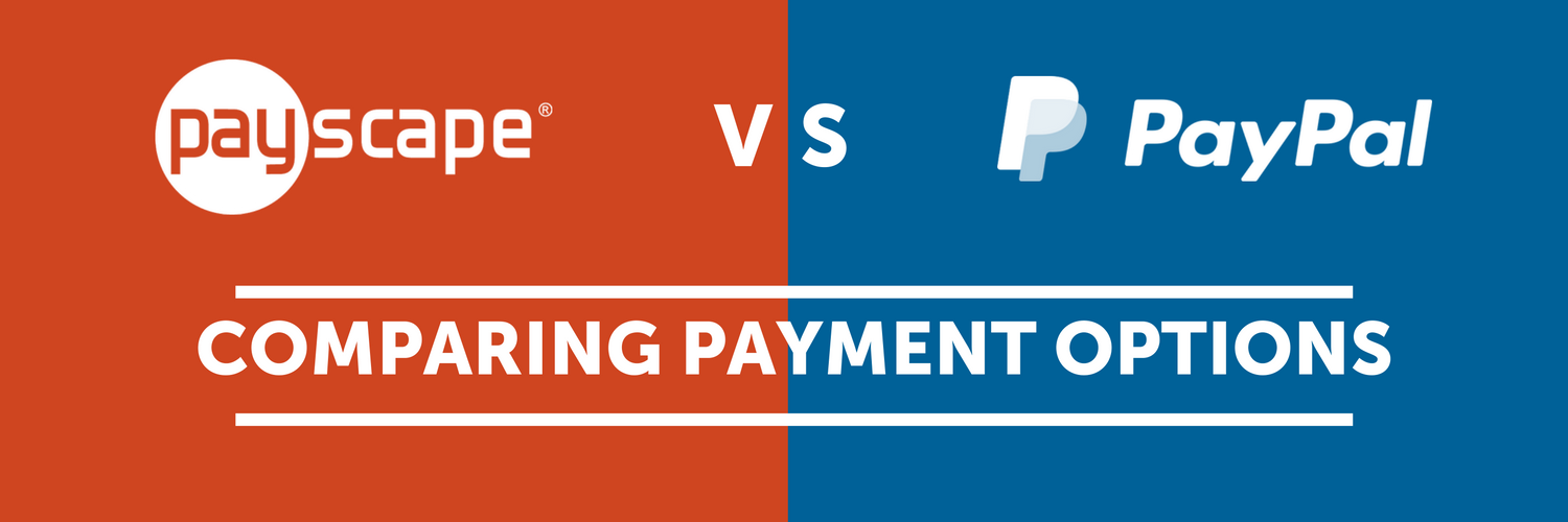 Payscape vs. PayPal: Comparing Payment Options [Infographic]
