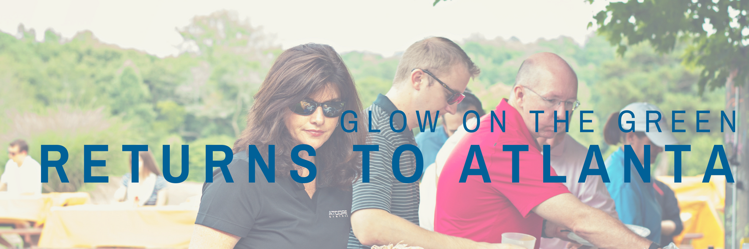 Fourth Annual Glow on the Green