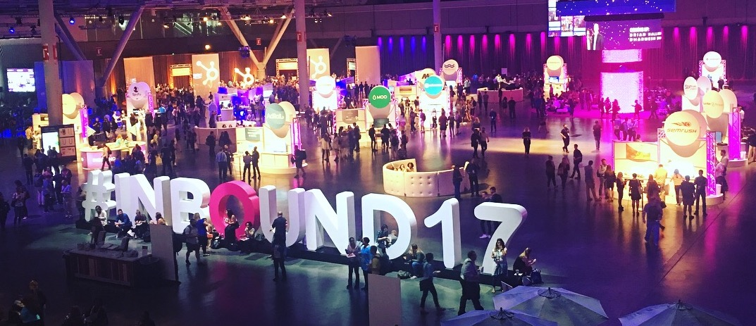 Start-Up to Scale-Up: Three Lessons from #INBOUND17