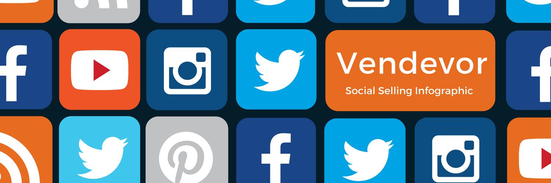 Vendevor Tips: Social Selling [Infographic]
